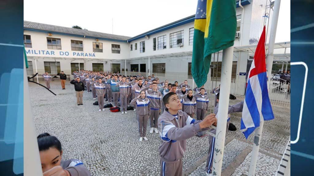 Deputado propõe instalação de Colégio Militar em Rolândia